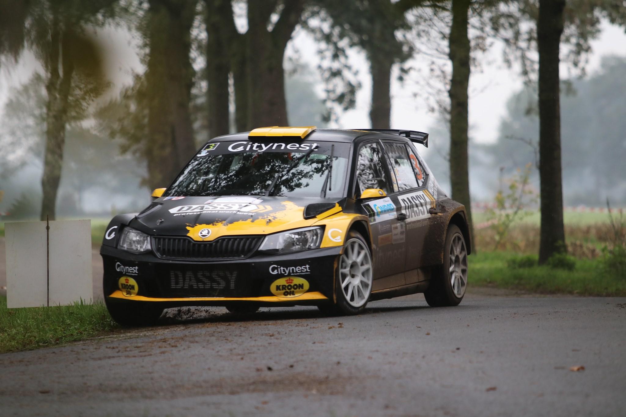 Winnaars Conrad Twente Rally 2019