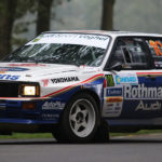 Winnaars Conrad Historic Rally 2019